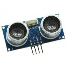 Ультразвуковой датчик расстояния HC-SR04