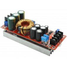 1200Вт, 20А Повышающий преобразователь с регулировкой напряжения, тока, 8-60В до 12-83В