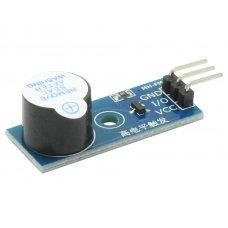 Зуммер активный модуль, buzzer 3.5 - 5В