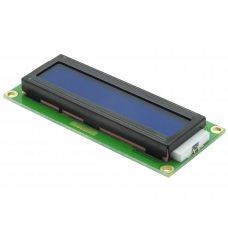 1602 LCD Дисплей, синяя подсветка