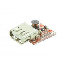 Повышающий преобразователь USB, 3-5В, 1.5A