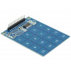 Сенсорная клавиатура TTP229, 16 кнопок