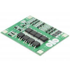 BMS 3S 25A 12,6В Контроллер заряда разряда Li-ion батарей, балансировка