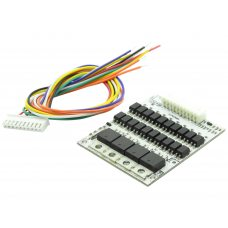 BMS 10S 40A 36В Контроллер заряда разряда Li-ion батарей, балансировка