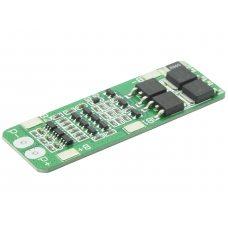 BMS 3S 20A 12,6В Контроллер заряда разряда Li-ion батарей, балансировка