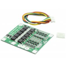 BMS 4S 30A 16,8В Контроллер заряда разряда Li-ion батарей, балансировка