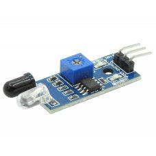 Оптический ИК датчик обхода препятствий, LM393