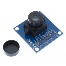 VGA камера OV7670, 0.3Мп модуль (SCCB, I2C, IIC)