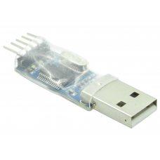 USB - TTL конвертер PL2303HX 3.3/5В USB (UART RS232 TTL)