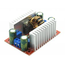 400Вт TL494 Повышающий преобразователь 0.2-12А, 8.5-50В до 10-60В с регулировкой напряжения, тока