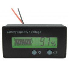 Индикатор уровня заряда аккумулятора 12V