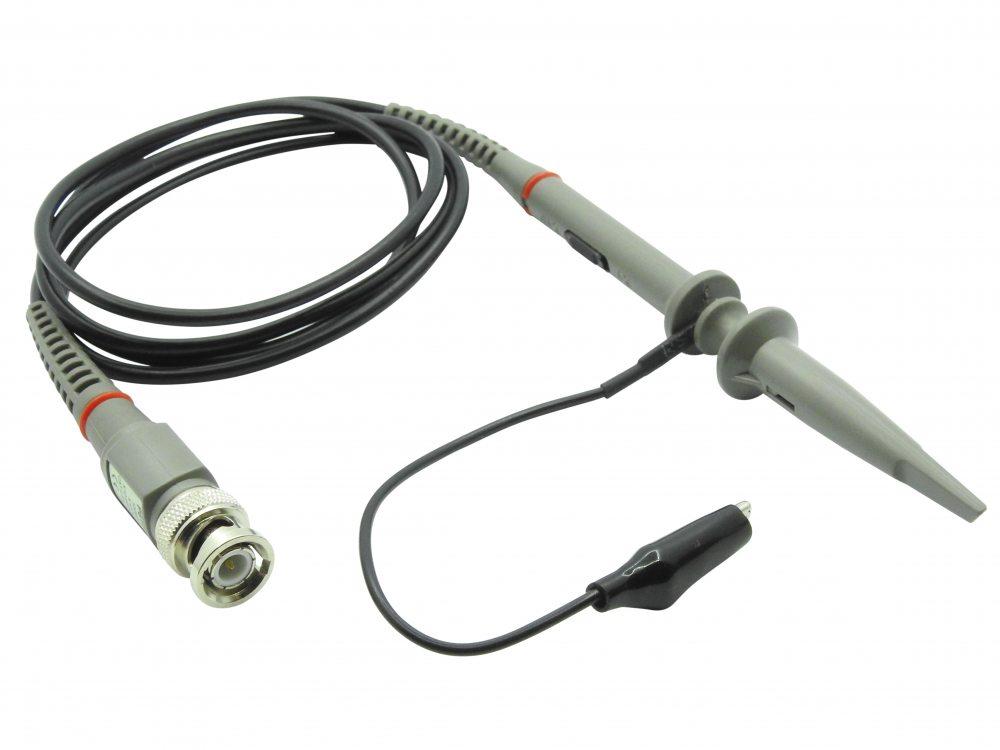 Щуп P6100 для осциллографа 1х, 10х, 100МГц