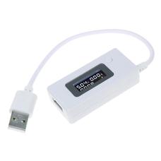 USB тестер с функцией измерения ёмкости 3-15 В / 0,05-3,5 А