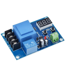 XH-M602 - Универсальный контроллер заряда аккумуляторных батарей 3.7...120В с индикатором