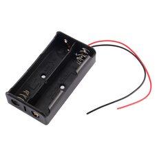Батарейный отсек 18650 * 2 с проводами