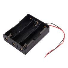 Батарейный отсек 18650 * 3 с проводами