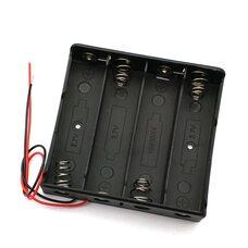 Батарейный отсек 18650 * 4 с проводами