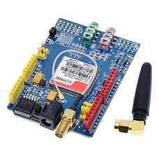 Модуль приема-передачи SIM900 GSM/GPRS, SMS и голосовой связи