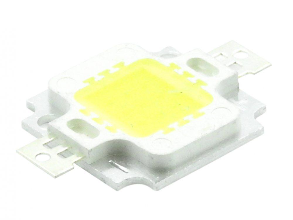 10Вт LED Светодиод, Белый