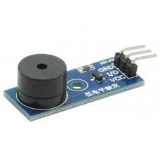 Зуммер пассивный модуль, buzzer 3.5 - 5В